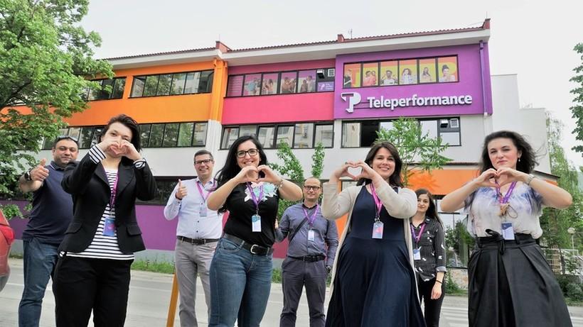 200 вработени за 365 дена: Телеперформанс Скопје стана посакувано работно место за познавачите на германскиот јазик