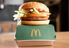 McDonald's го лансира својот прв вегански хамбургер