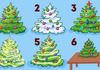 ТЕСТ НА ЛИЧНОСТ: Што открива вашата омилена елка за вас?