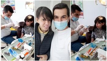 Инспиративната приказна на стоматологот Кристијан Ристовски : Кога работата ти е задоволство тогаш, чуда се случуваат!