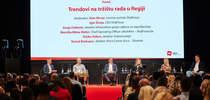 Вработување.ком дел од HR Конференцијата во Ровињ, Хрватска