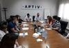 Свечено потпишување на договорите за новите практиканти во APTIV