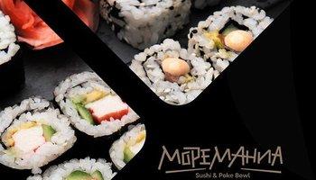 More Mania ВРАБОТУВА - бидете дел од новата приказна за суши во градот!