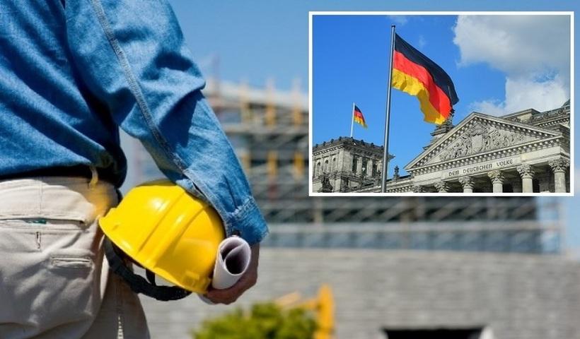 Германија ја покачи минималната плата за градежните работници