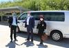 ДОНАЦИЈА ОД ДРЕКСЛМАЈЕР: Транспортно возило за лица со посебни потреби и нови постојки за Градско