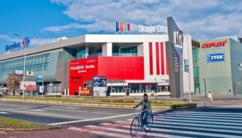 Нема веќе бесплатен паркинг од 60 минути во Сити мол