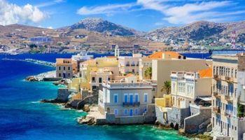 Работа од соништата на овој рајски остров во Грција