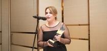 """Извршната Директорка на Триглав Осигурување – Живот, Вилма Учета Дузлевска, ја прими наградата """"Business Elite Awards"""" бренд на """"Global Top BrandsAwards"""""""