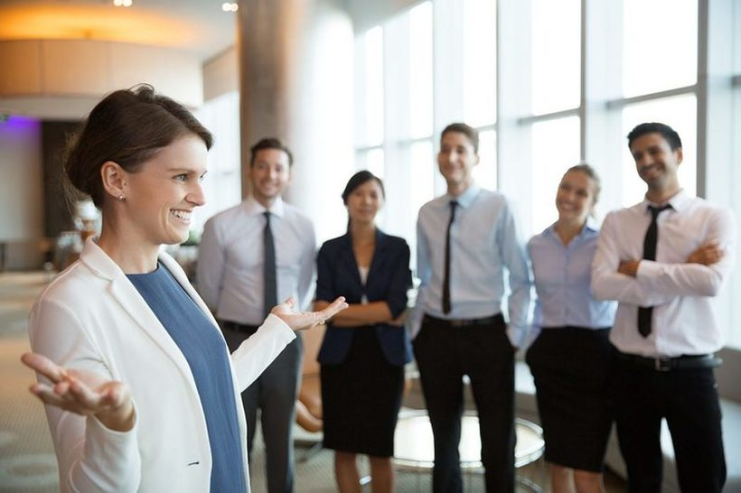 За да бидете лидер не мора да сте менаџер