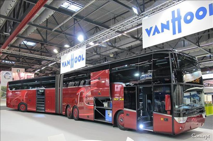 """""""Л4Екхо"""": Ван Хол произведува повеќе автобуси во Македонија отколку во Белгија"""