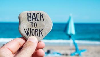 9 совети за успешно враќање на работа по летниот одмор