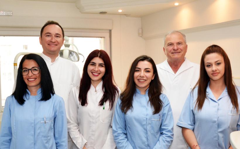 Станете дел од тимот на стоматолошка ординација Д-р Нечаковски