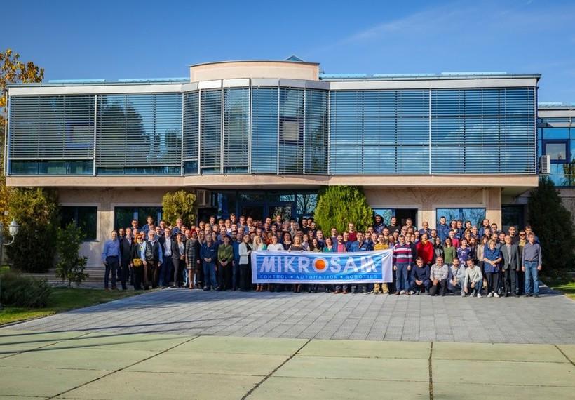 30 години успех во светски рамки, тим од 180 професионалци - Микросам е бренд амбасадор на Македонија во светот