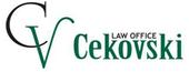 Адвокат Владимир Цековски