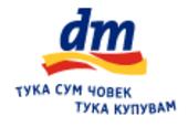 ДМ ДРОГЕРИЕ МАРКТ ДООЕЛ